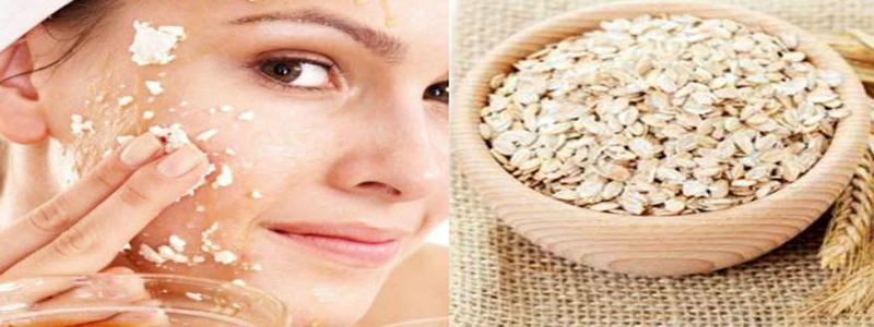 Beauty Tips For Skin -Oats And Lemon Face Pack