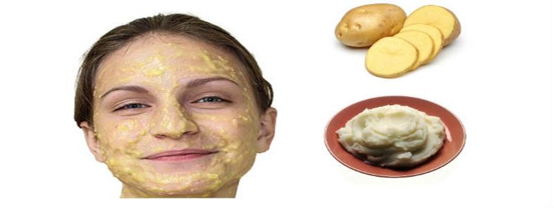 Beauty Tips For Skin - Potato