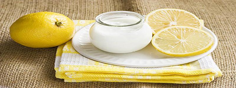 Beauty Tips For Skin - Yogurt-And-Lemon