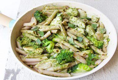 Chicken-Pesto-Pasta-Recipe