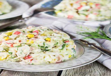 russian salad racipe