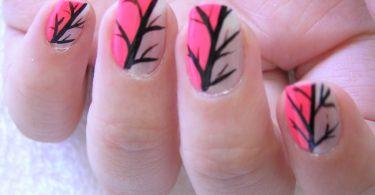 Easy Nail Art For Short Nails
