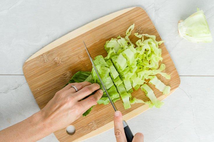 Gluten-Free Lebanese Fattoush Salad Recipe-4