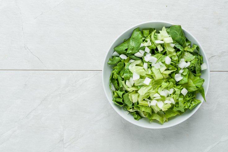 Gluten-Free Lebanese Fattoush Salad Recipe-5