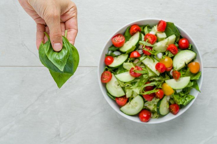 Gluten-Free Lebanese Fattoush Salad Recipe-8