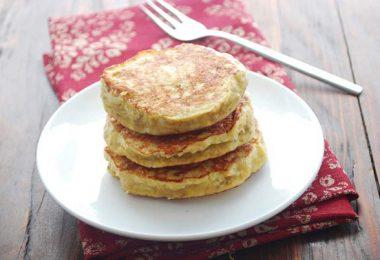 Banana Egg Paleo Pancakes Recipe