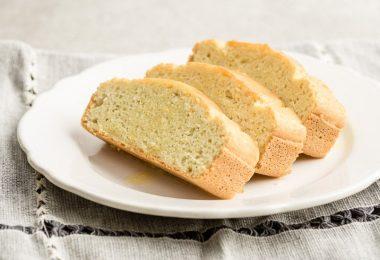 Keto Bread A Low-Carb Bread Recipe