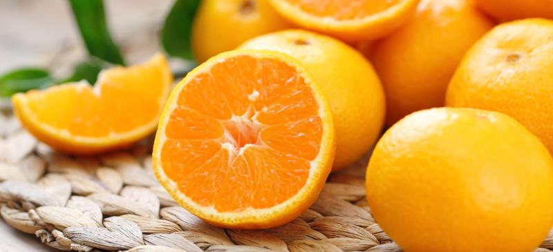 Orange Nutrition Benefits