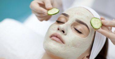 Cucumber Face Masks
