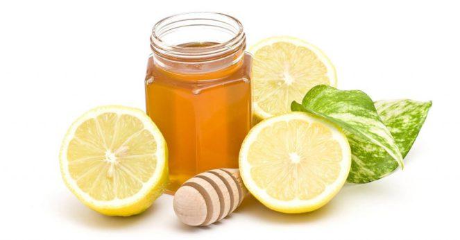 Honey and Lemon Face Mask